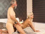 Teen loves old man and big as mom fucked Surprise your