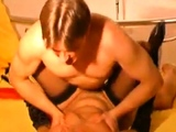 Mature girl fucked while crying out her orgasm.