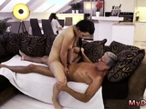 Prostate massage and rimming old white guys gangbang xxx