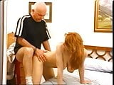 Sugar daddy Dave picks Kelly up for a good fucking time.