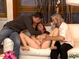 Old mom young girl threesome Situation was weird, but