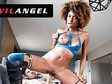 EvilAngel - Brazilian Beauty Luna Corazons Wild Anal Fuck