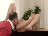 Arab girl and old man hidden cam spank me daddy Stranger