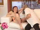 Old mature solo and men licking young pussy Unexpected