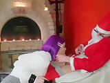 Mikulas bacsi ajandekot adott :) Santa Claus and Christmas gift ! Part 1