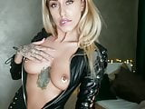 Fucking girl with nipple piercing and tattoo