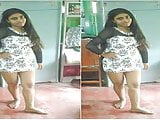 Cute Desi Girl Record Her Nude Selfie For Lover