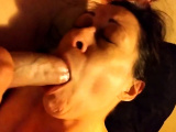 mary hinton cant get enough of big cock in her mouth