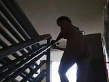 MILF streaks in a hotel 2