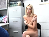 Teen Sky ride and bounce on Justins cock