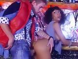 Back To The Future A XXX Parody - Alyssa Divine Cathy Heaven