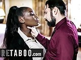 PURE TABOO Aggressive House Hunter Demands Rough Sex