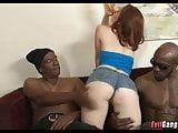 Skinny white girl for thugs