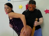 Extreme teen double anal destruction London is not only
