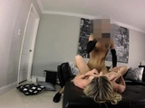 Hd milf agent and teen threesome 1 girl even using him as