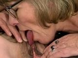 extreme rough lesbian granny dildo sharing