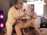 Old father young comrades daughter creampie and russian
