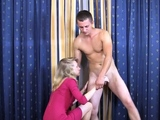 Sultry russian lady marina gets nailed