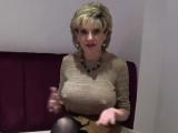 Adulterous english milf lady sonia flashes her oversi60Jlr