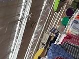 Upskirt Walmart