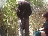 Mature Asian Prostitute In The Woods