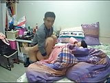 Asian Prostitute At Her Incall