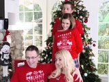 Horny teen caught first time Heathenous Family Holiday